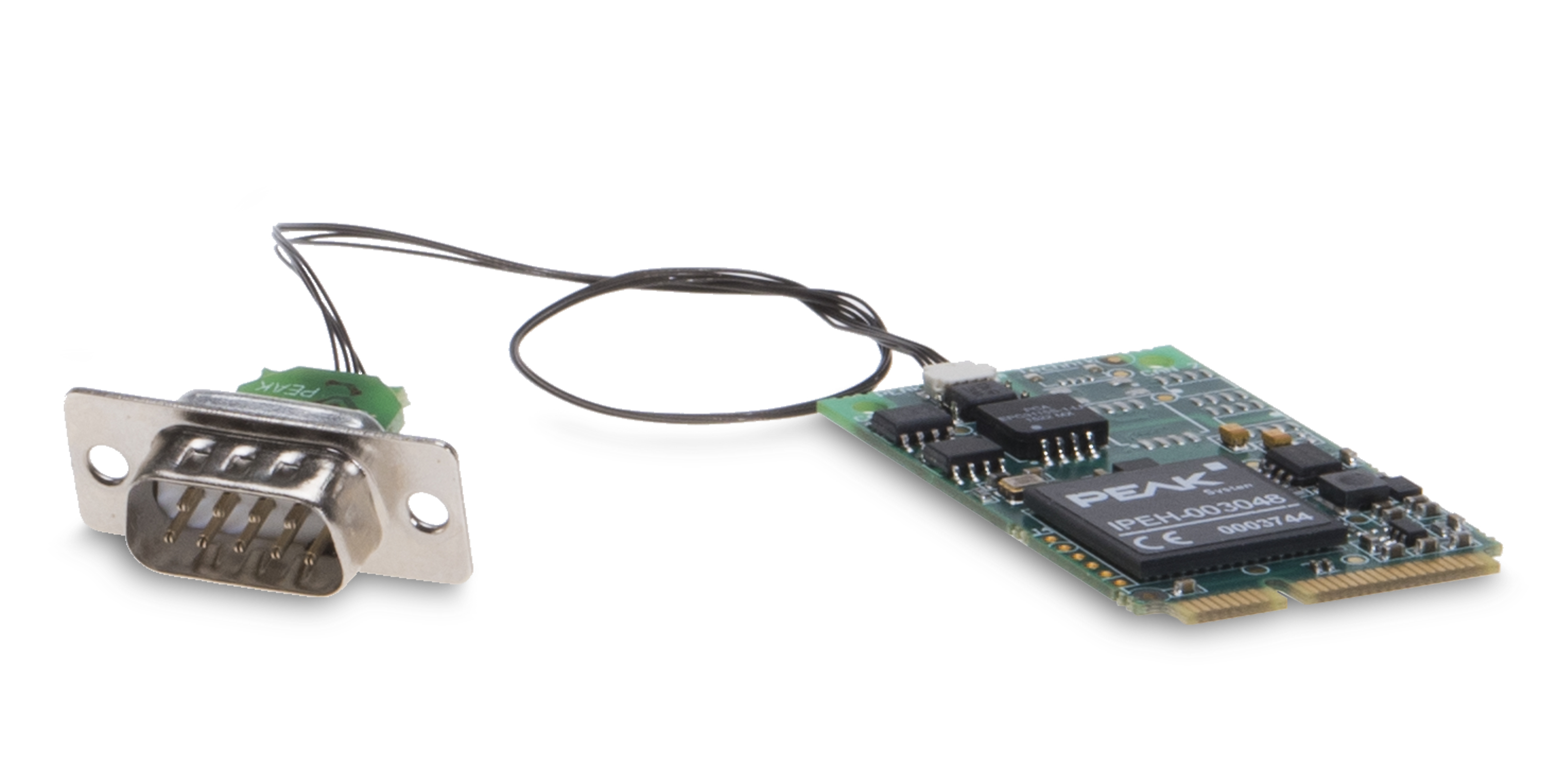 CAN interface for PCI Express Mini (PCIe)