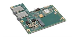 IIoT Wireless Board (GPS, Dual mini SIM)
