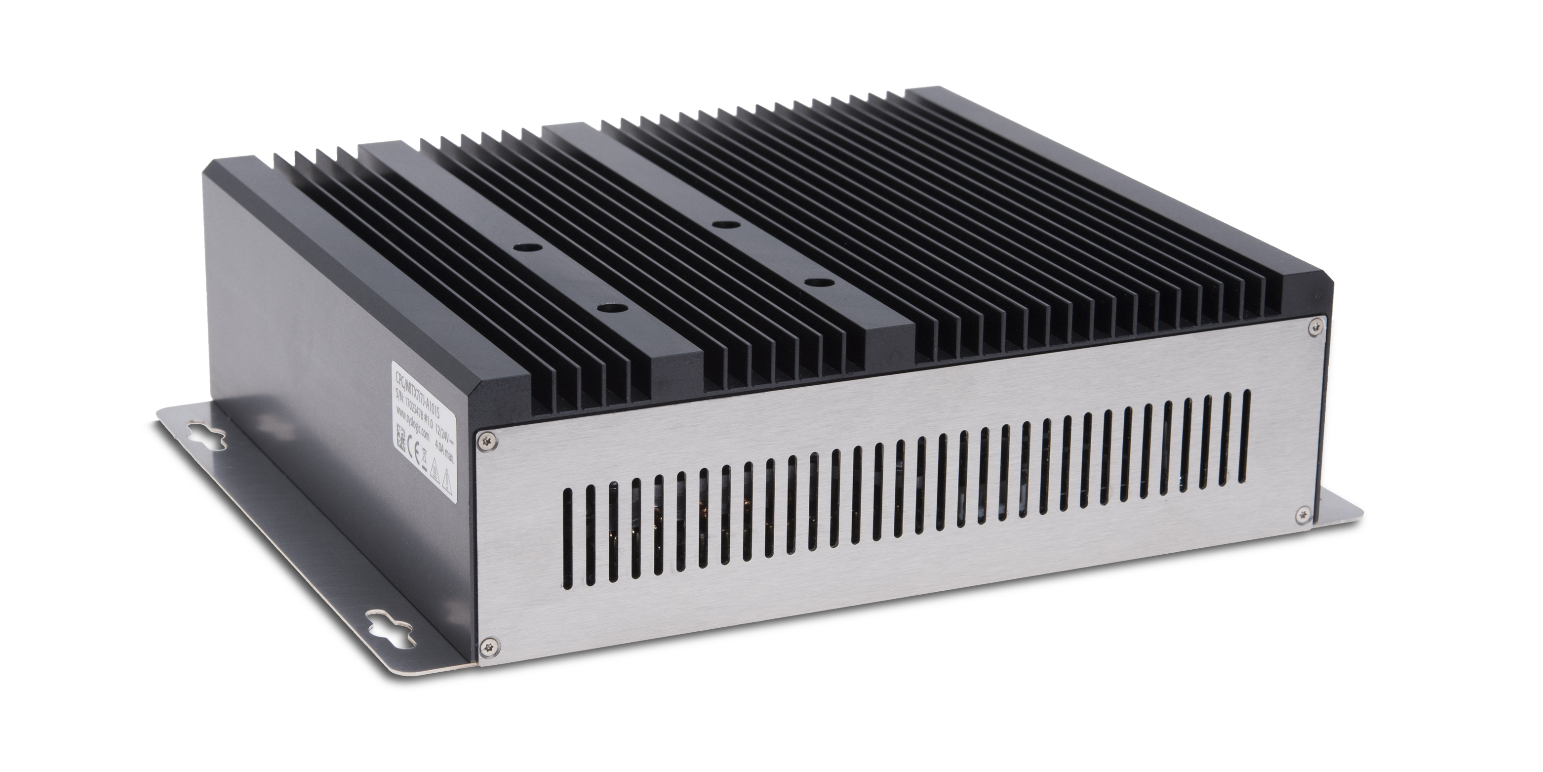 Kaby Lake (7th generation Core-i) Embedded Box PC