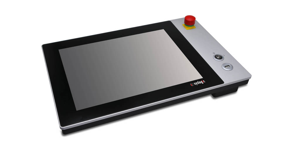 Projected Capacitive Touch Panel Computer