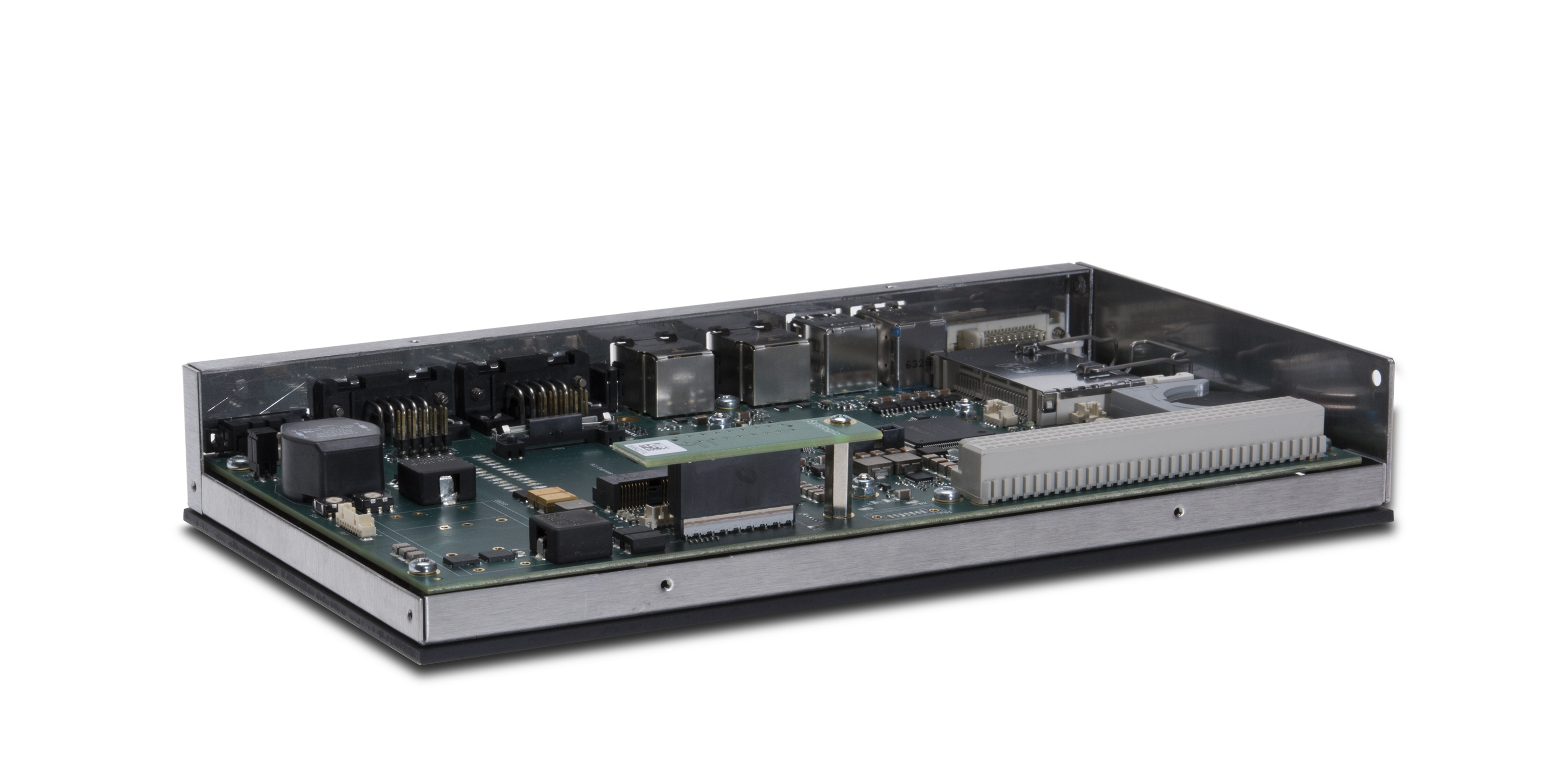 Syslogic Embedded Box PC with integrated Trusted Platform Module