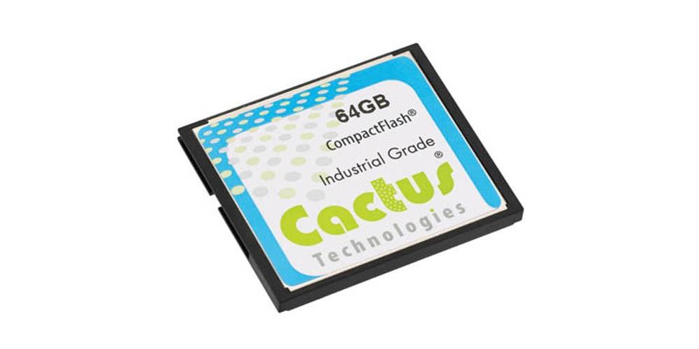 Compact Flash Karte.Cactus 503 Series Cf