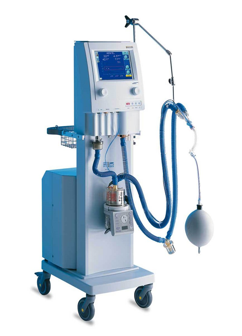 <p>The ventilator Galileo from Hamilton Medical is used in intensive care  units worldwide