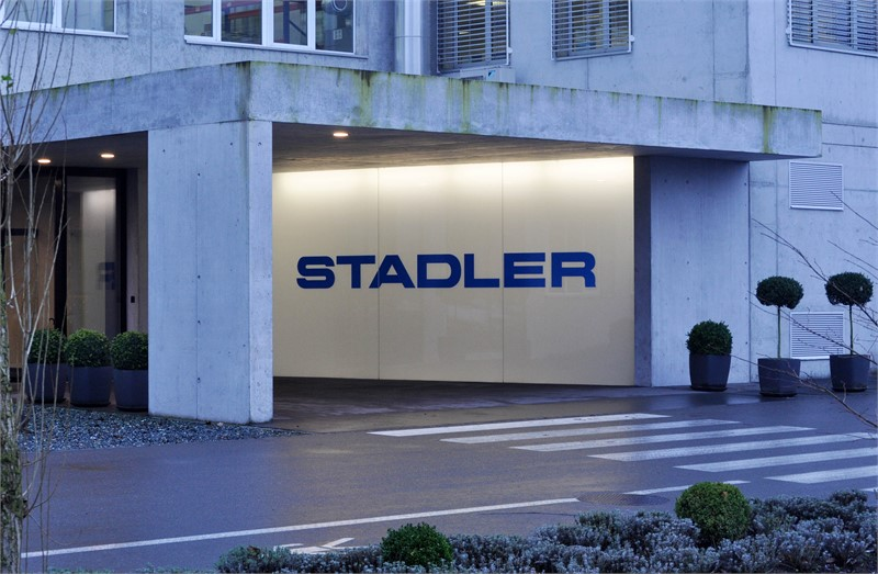 <p>Stadler&rsquo;s headquarter in Bussnang, Switzerland.</p>