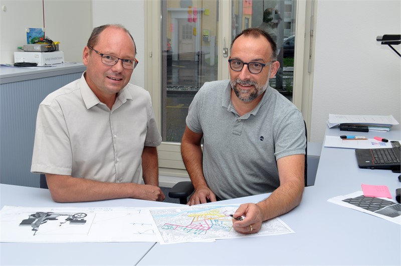 <p> Andréas von Kaenel and André Droux founded Cortexia in 2016. Andréas von Kaenel runs the business as CEO while André Droux takes care of product development and customer application. </p>